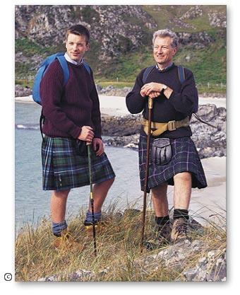 Научиться лихо отплясывать задорные и зрелищные шотландские танцы можно будет бесплатно
